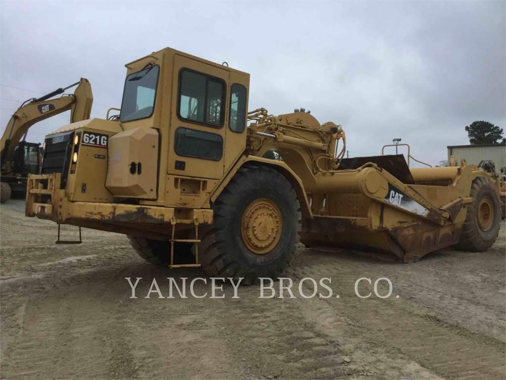 Caterpillar 621G, Scraper, Équipement De Construction