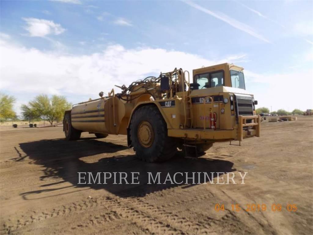 Caterpillar 621G WW, Camiones cisterna, Construcción