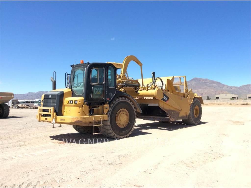 Caterpillar 621H、铲运机、建筑设备