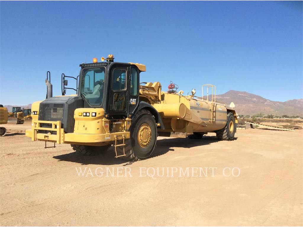 Caterpillar 621H WW, Water Tankers, Construction