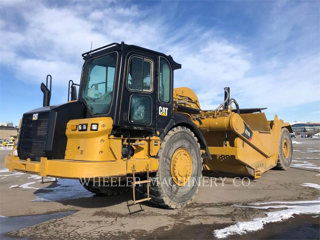 Caterpillar 621K, Schaber, Bau-Und Bergbauausrüstung