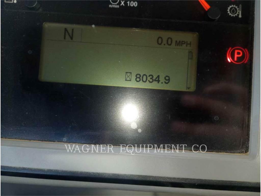 Caterpillar 621K WW, Water Tankers, Construction