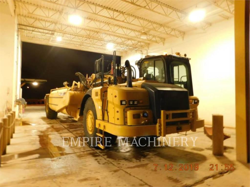 Caterpillar 621K WW, Cisterne, Constructii