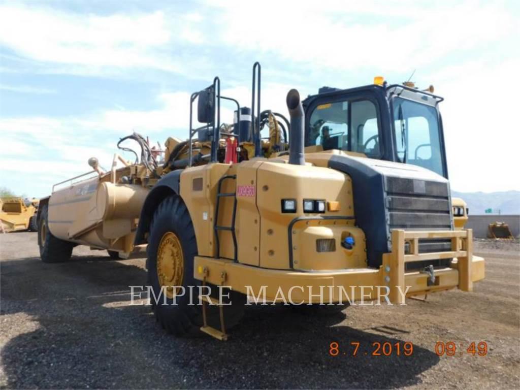 Caterpillar 621KOEM, Schaber, Bau-Und Bergbauausrüstung