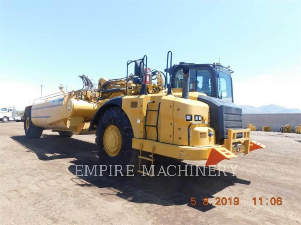 Caterpillar 621KOEM、スクレイパー、建設