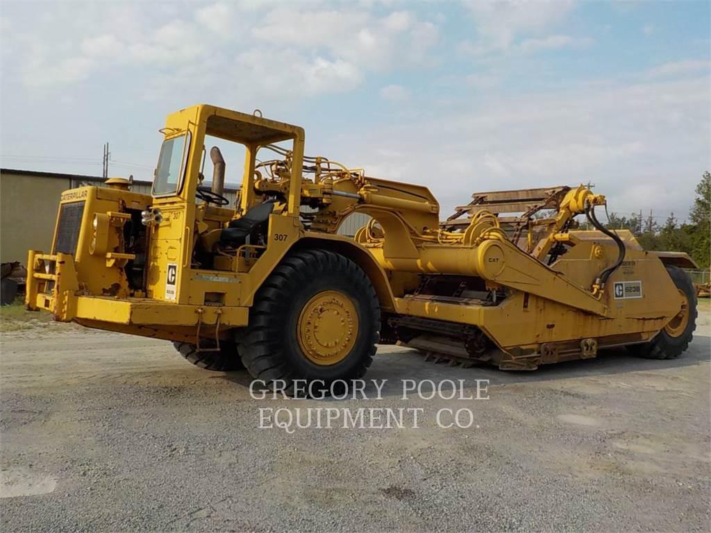Caterpillar 623B, Elevatoare, Constructii