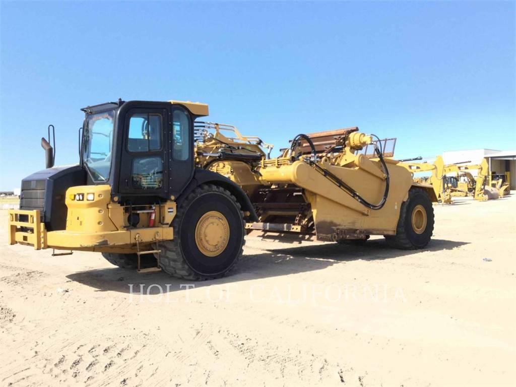 Caterpillar 623H, Schaber, Bau-Und Bergbauausrüstung