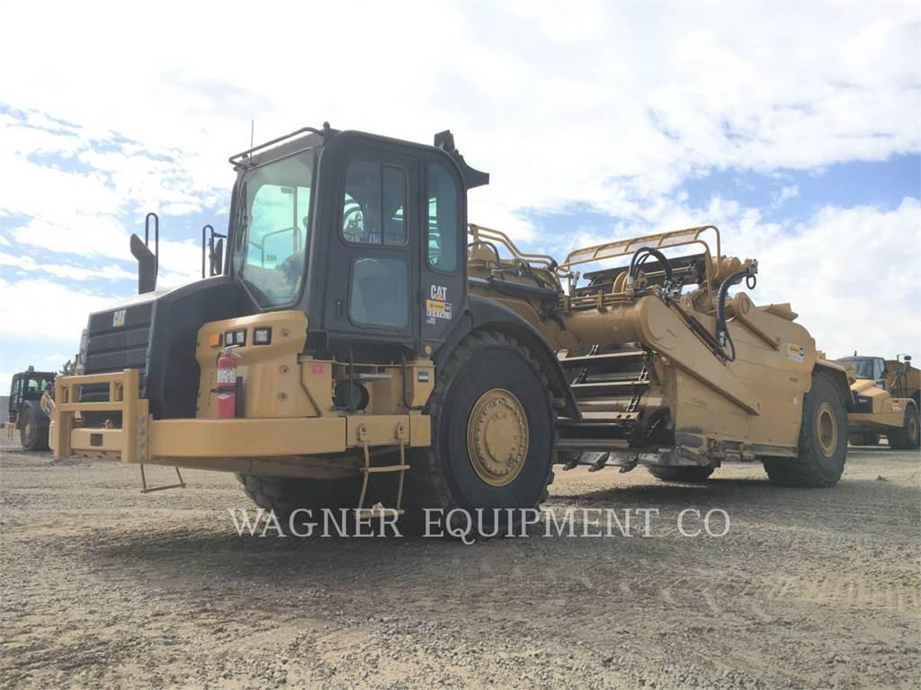 Caterpillar 623K, Schaber, Bau-Und Bergbauausrüstung