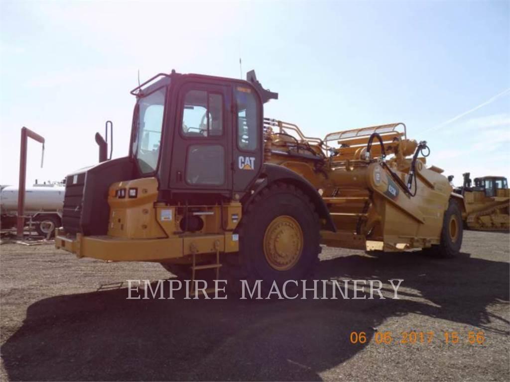 Caterpillar 623K、铲运机、建筑设备