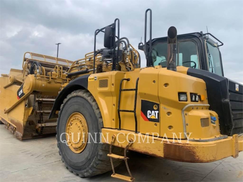 Caterpillar 623K, Scrapers, Construction