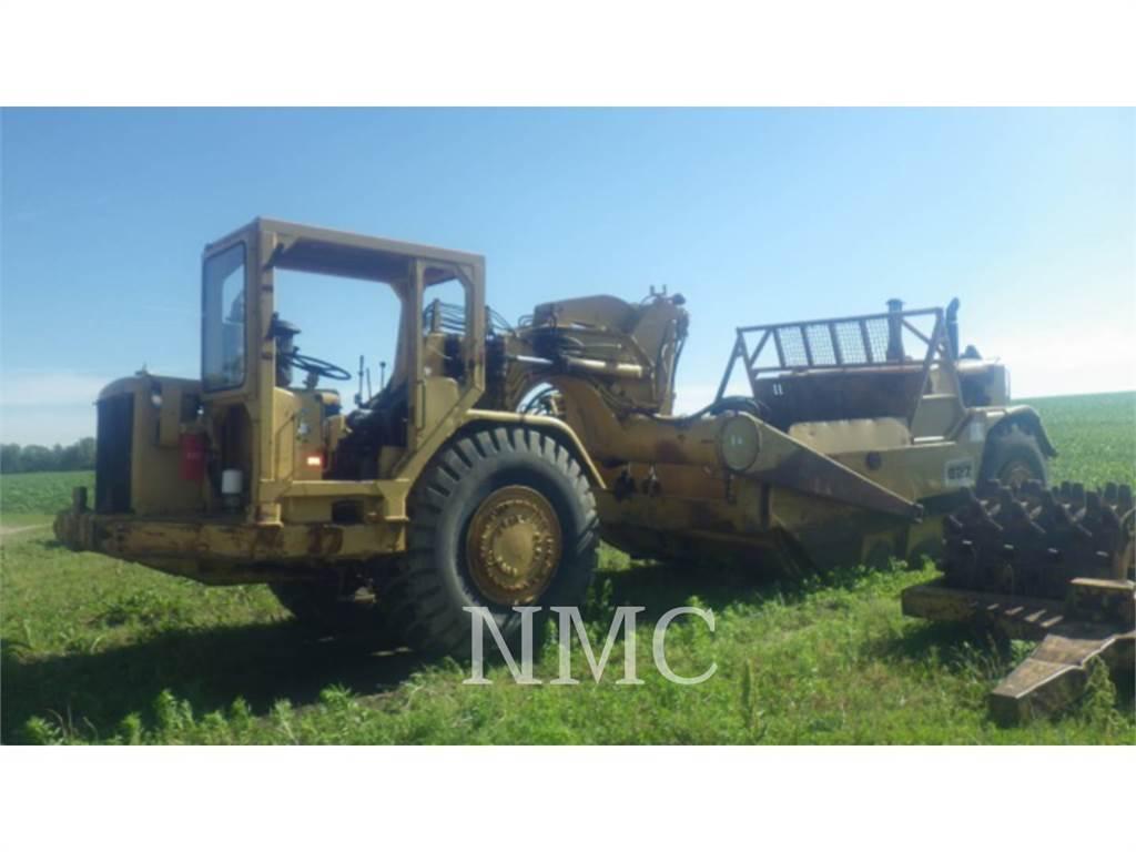 Caterpillar 627, Schaber, Bau-Und Bergbauausrüstung
