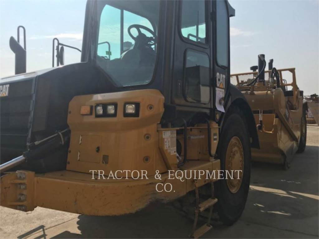 Caterpillar 627K, Schaber, Bau-Und Bergbauausrüstung