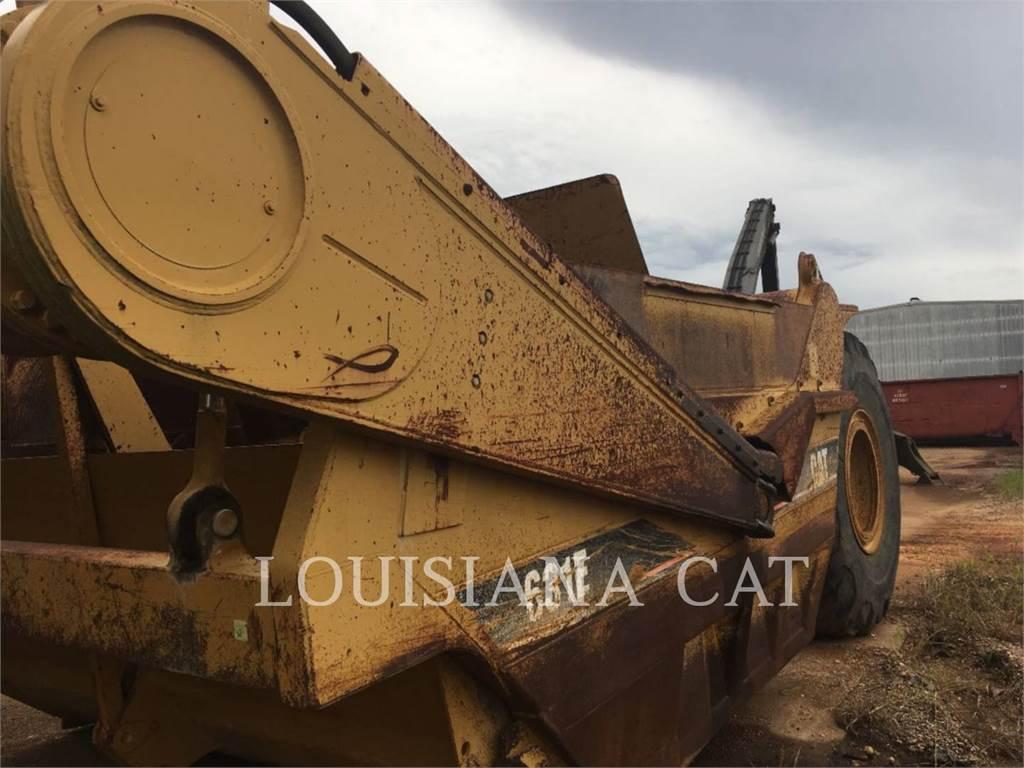 Caterpillar 631E, Frezen, Bouw