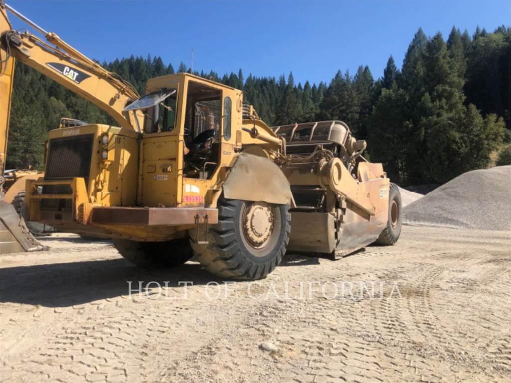 Caterpillar 633D, Schaber, Bau-Und Bergbauausrüstung
