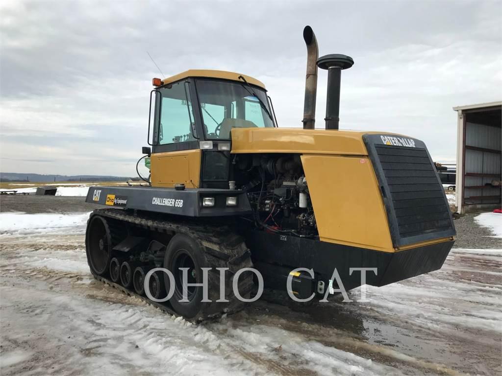 Caterpillar 65B, ciągniki rolnicze, Maszyny rolnicze