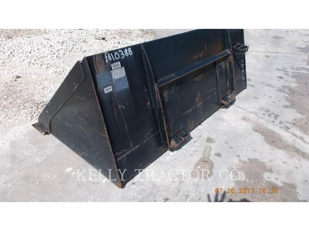 Caterpillar 72 UTLITY BUCKET, bucket, Construction