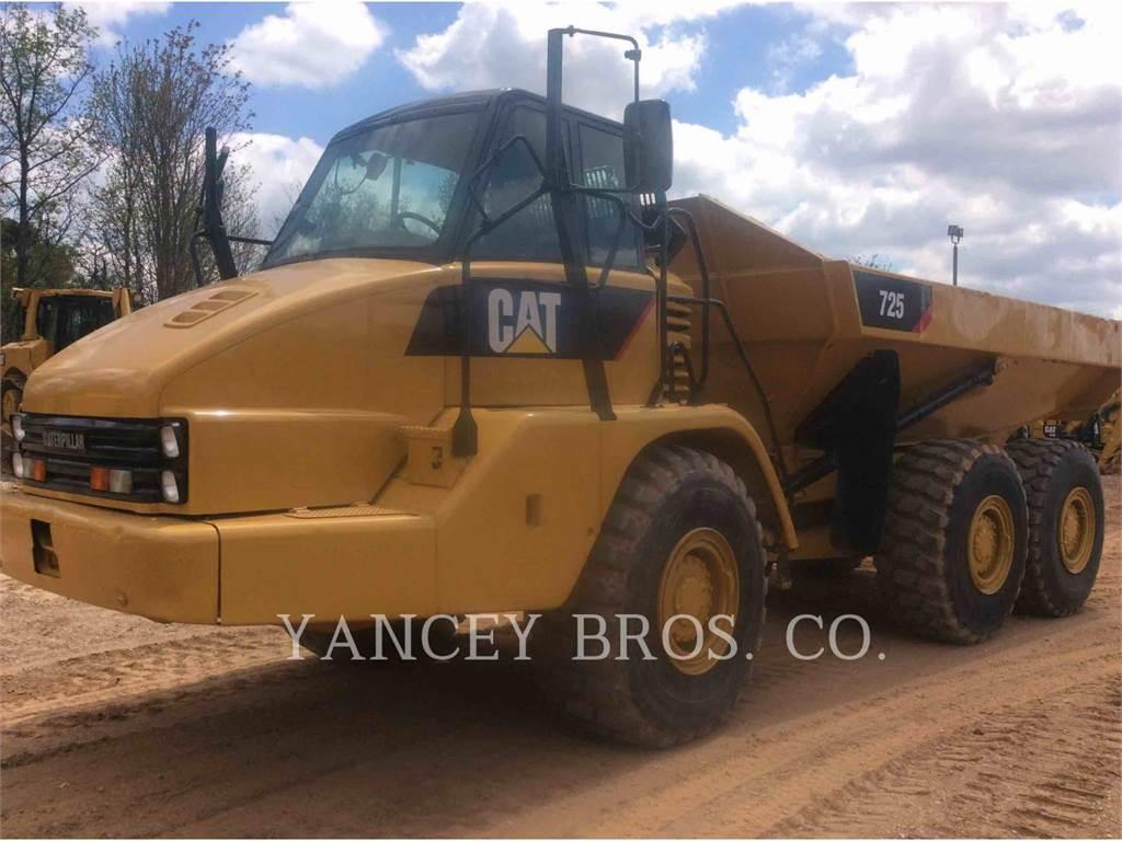 Caterpillar 725, Tombereau articulé, Équipement De Construction