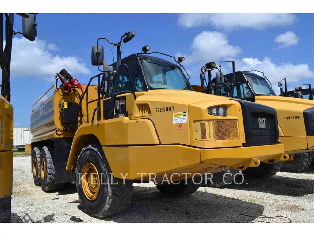 Caterpillar 725, Поливочные машины, Строительное
