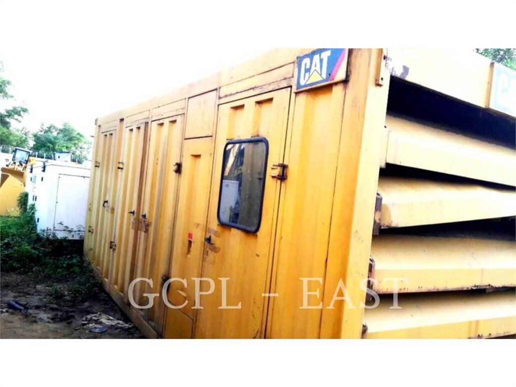 Caterpillar 725 KVA, Stationary Generator Sets, Construction