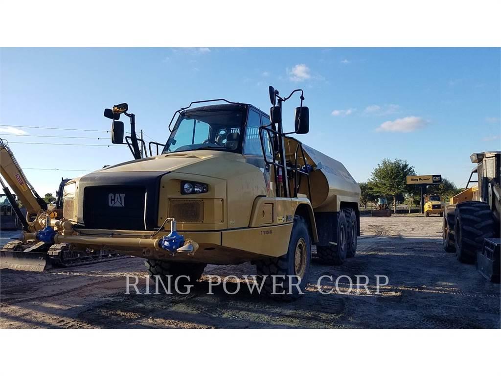 Caterpillar 725C, Dumper - Knickgelenk, Bau-Und Bergbauausrüstung