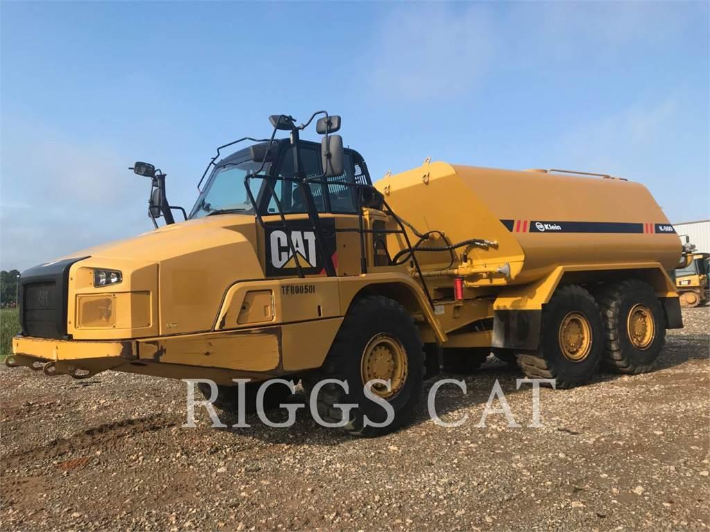 Caterpillar 725C WT, wasser-lkws, LKW/Transport