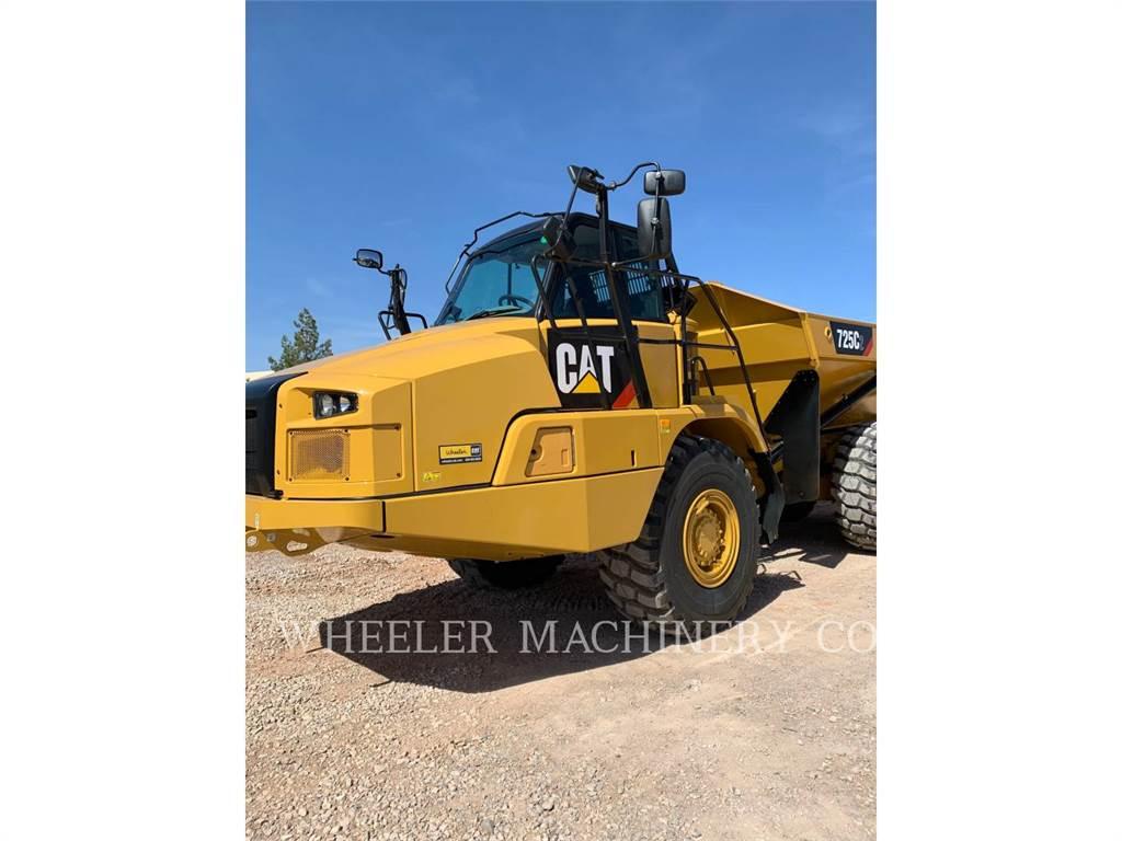 Caterpillar 725C2、铰接式自卸车、建筑设备