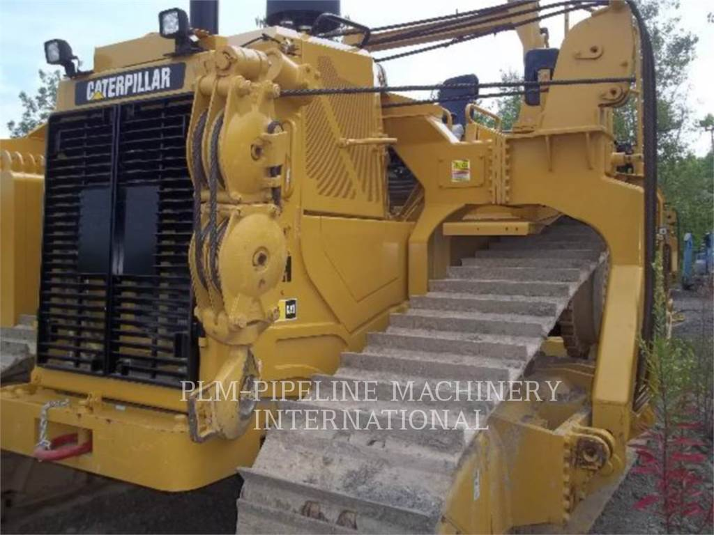 Caterpillar 72H OEM, pipelayers, Construction