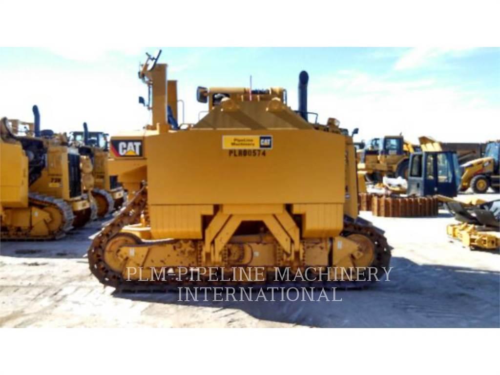 Caterpillar 72HOEM, tracteurs pose-canalisations, Équipement De Construction