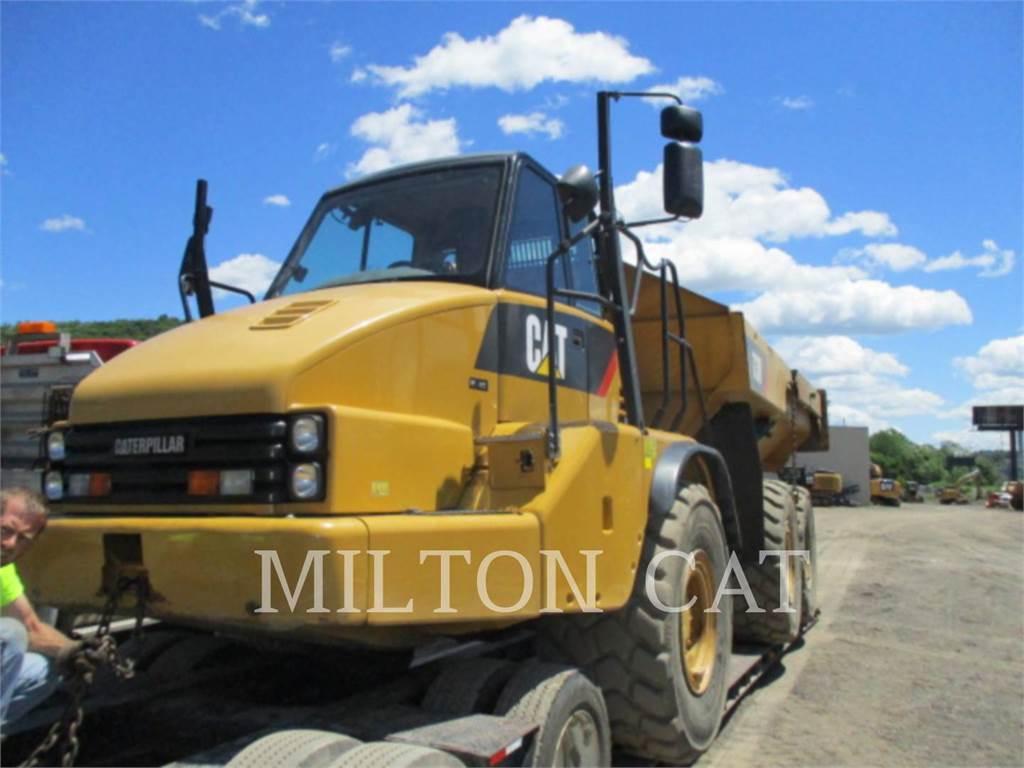 Caterpillar 730、アーティキュレート式ダンプトラック、建設