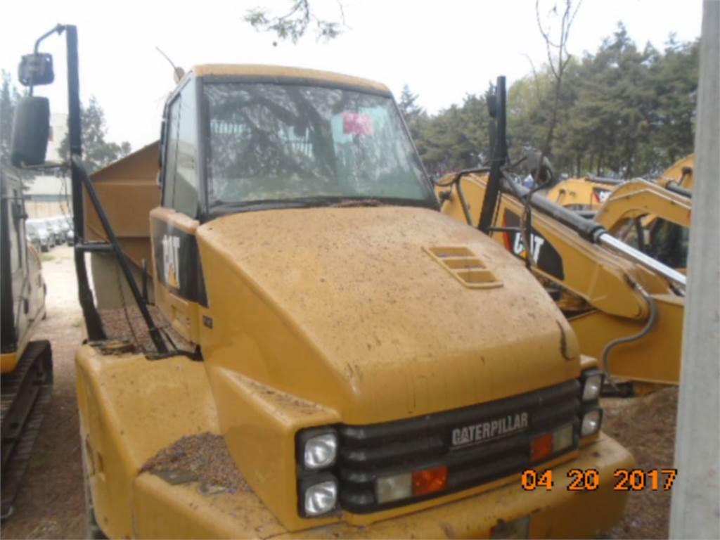 Caterpillar 730, Dumper - Knickgelenk, Bau-Und Bergbauausrüstung