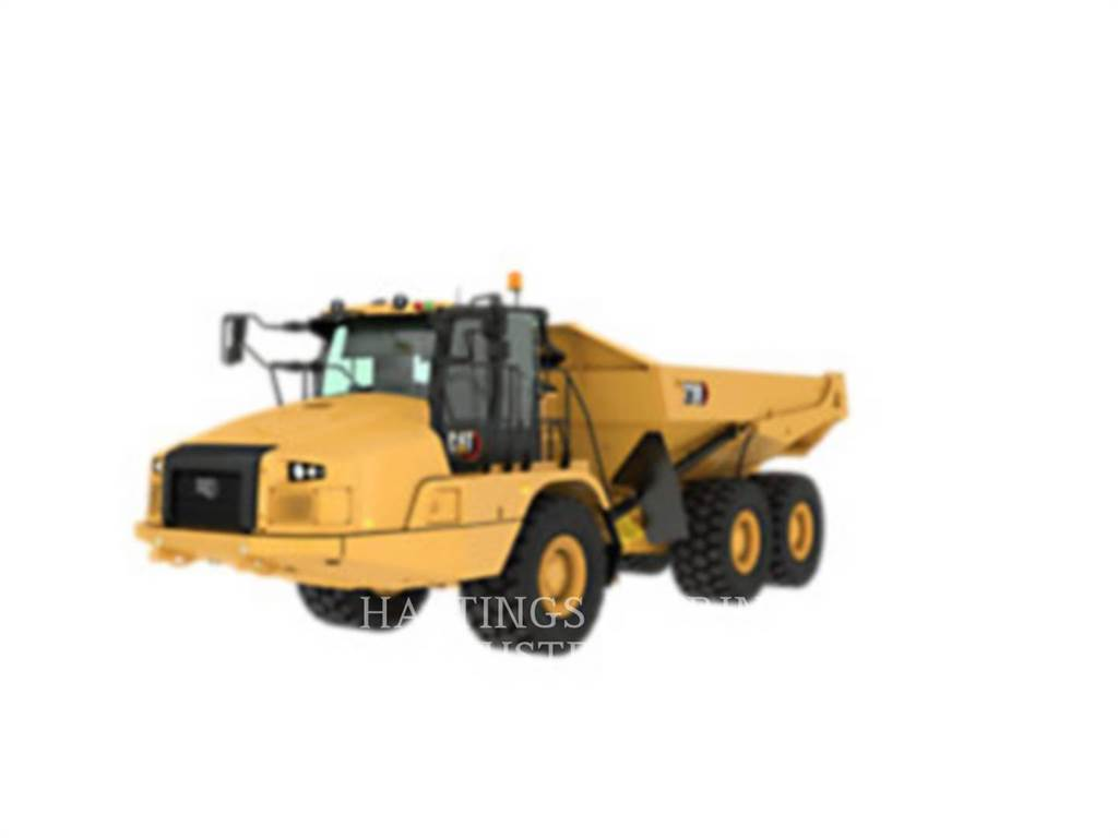 Caterpillar 730-04LRC, Articulated Dump Trucks (ADTs), Construction