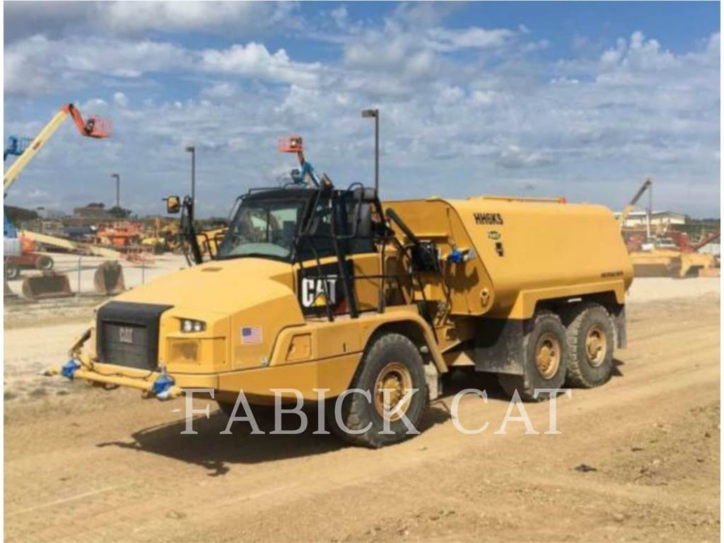 Caterpillar 730C, water trucks, Transport
