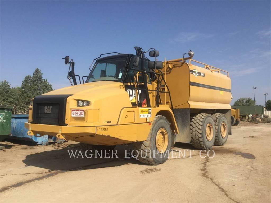Caterpillar 730C WT, Water Tankers, Construction