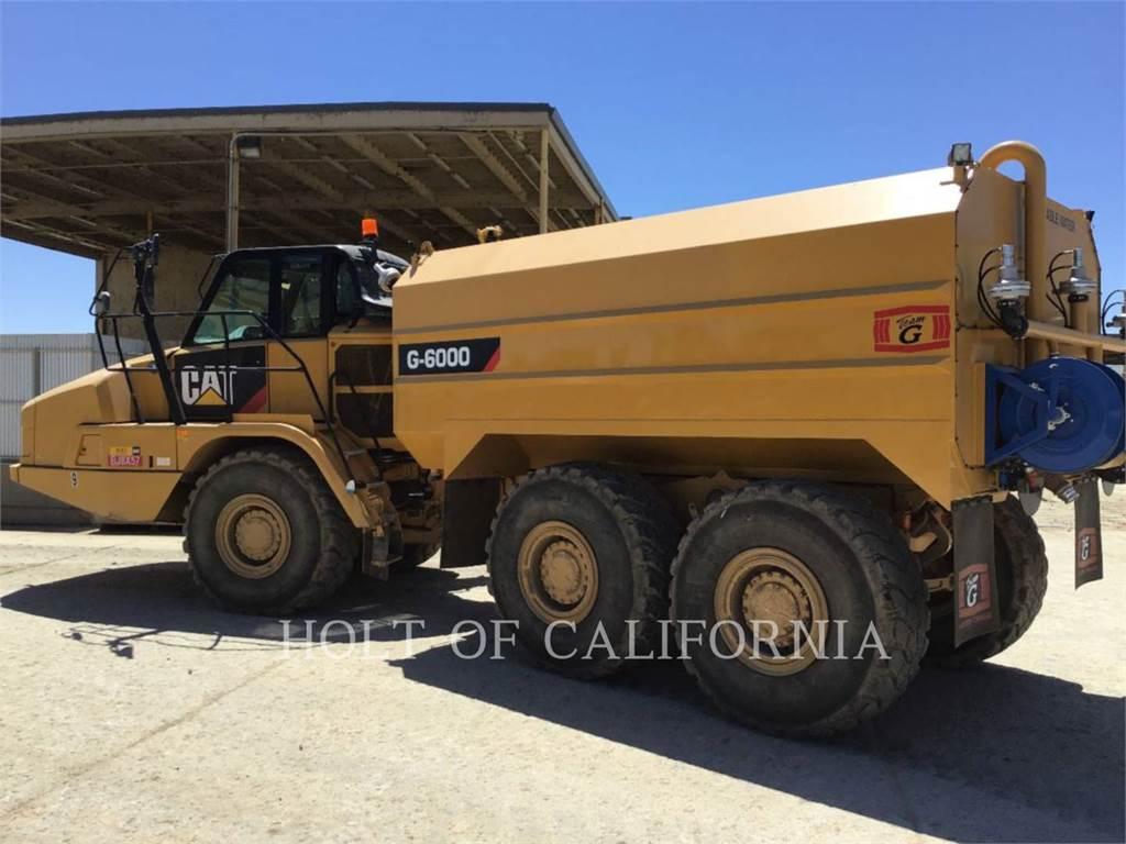 Caterpillar 730C2 WT, water trucks, Transport