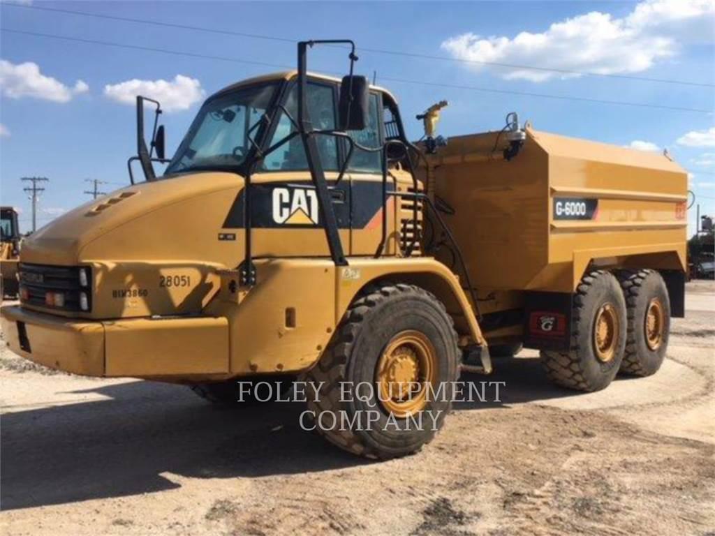 Caterpillar 730WT、铰接式自卸车、建筑设备
