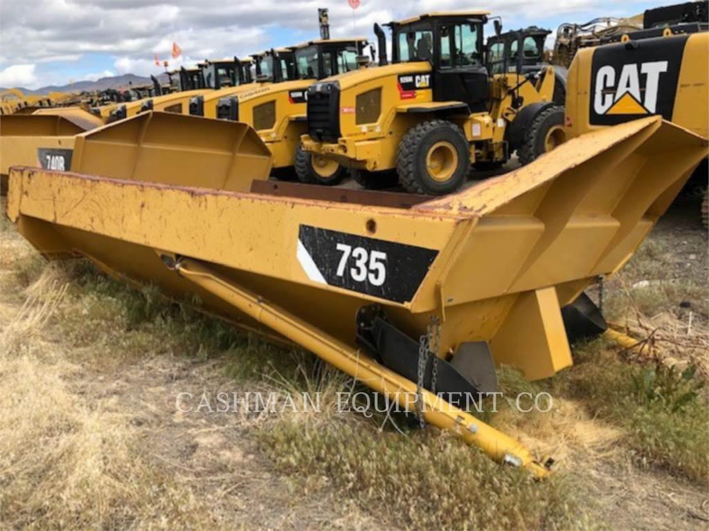 Caterpillar 735.BODY, body, Construction