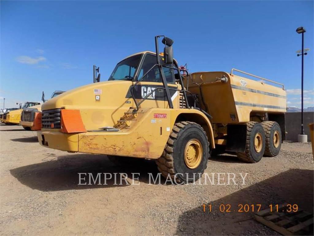 Caterpillar 735 WT, wasser-lkws, LKW/Transport