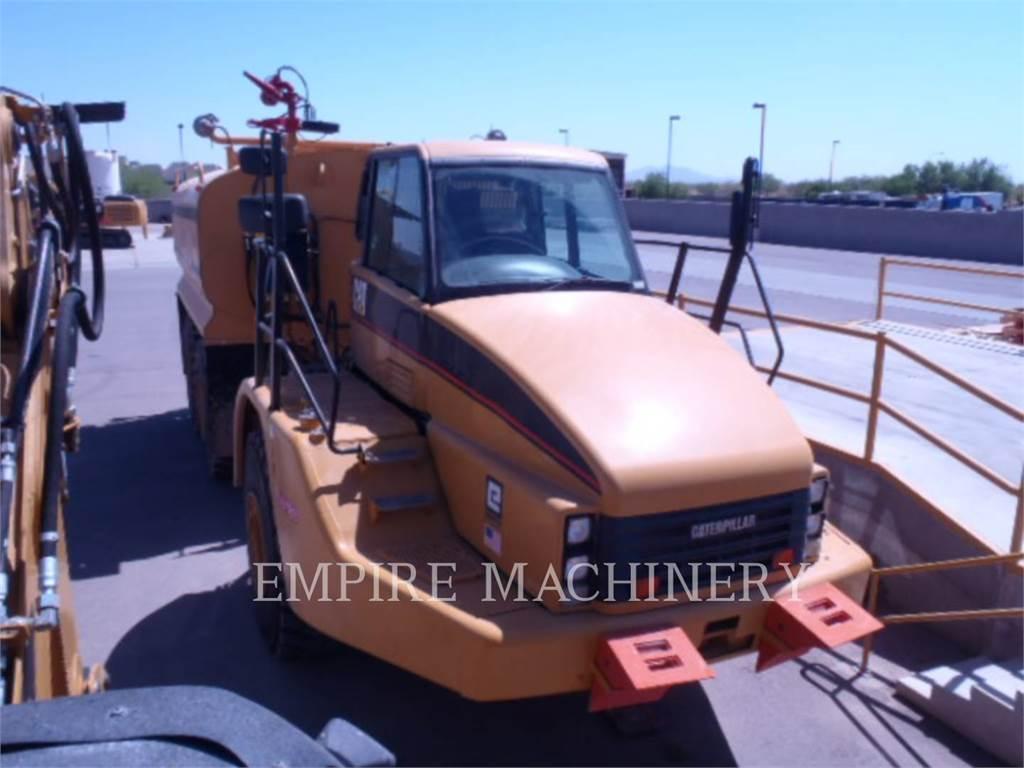 Caterpillar 735 WT, water trucks, Transport