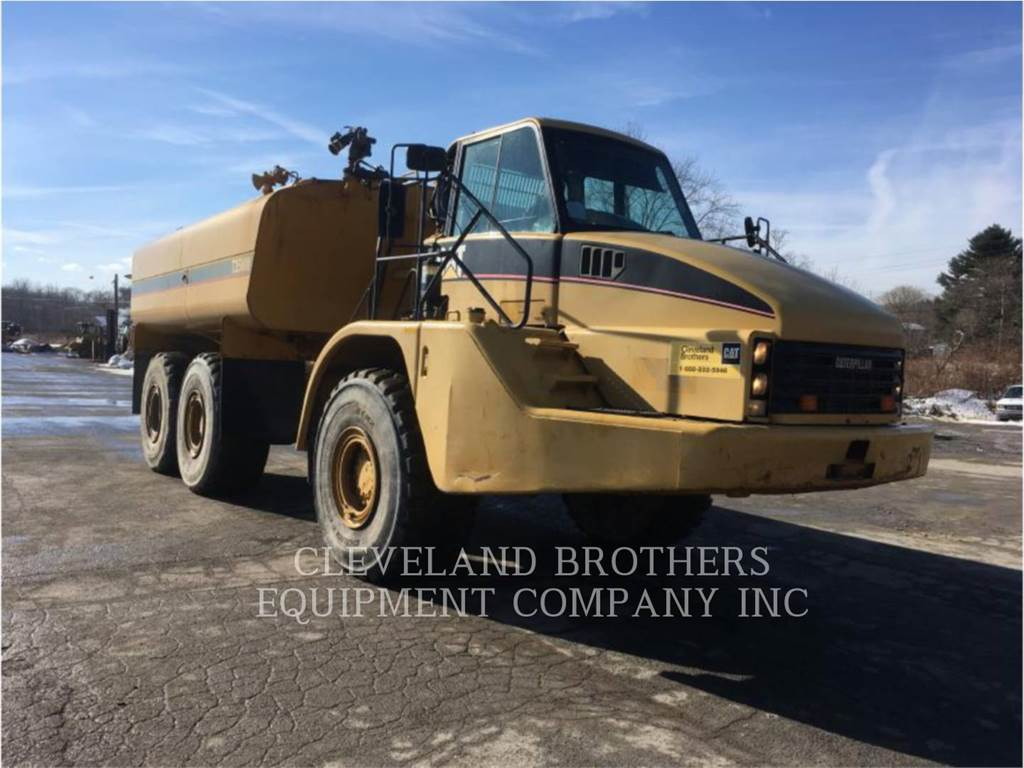 Caterpillar 735 WW, Water Tankers, Construction