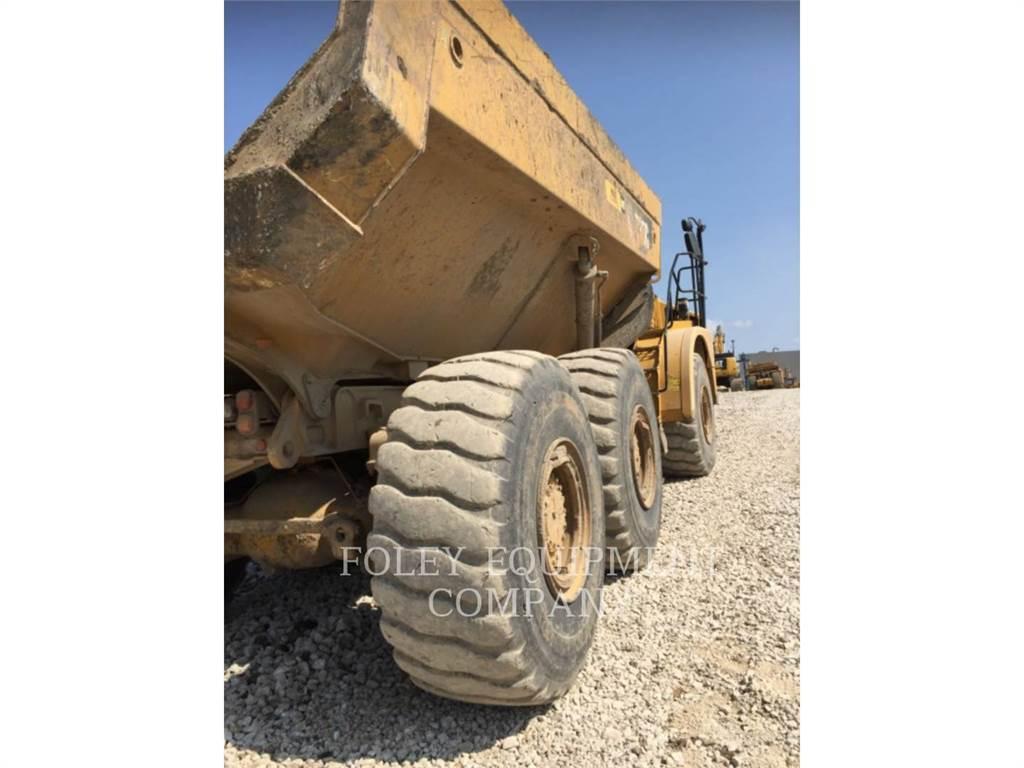 Caterpillar 735C, Dumper - Knickgelenk, Bau-Und Bergbauausrüstung