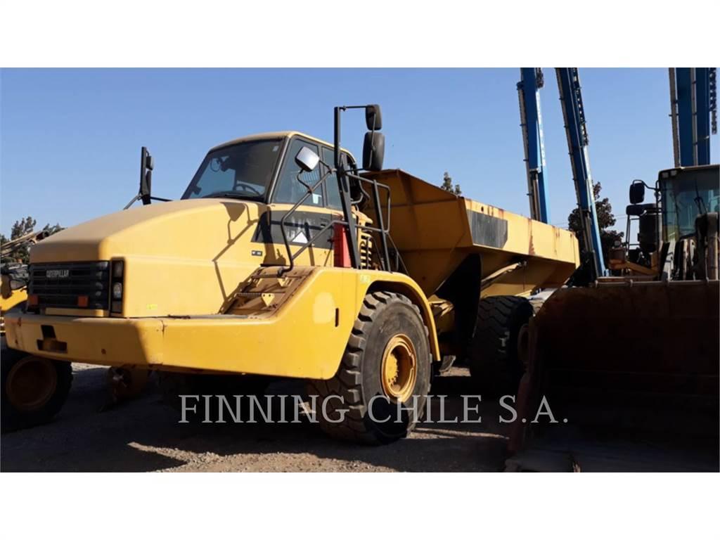 Caterpillar 740, Dumper - Knickgelenk, Bau-Und Bergbauausrüstung