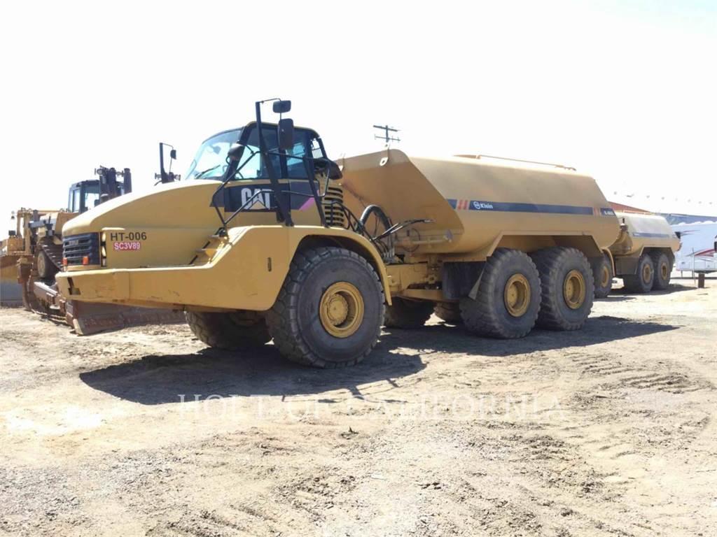 Caterpillar 740 WT, water trucks, Transport
