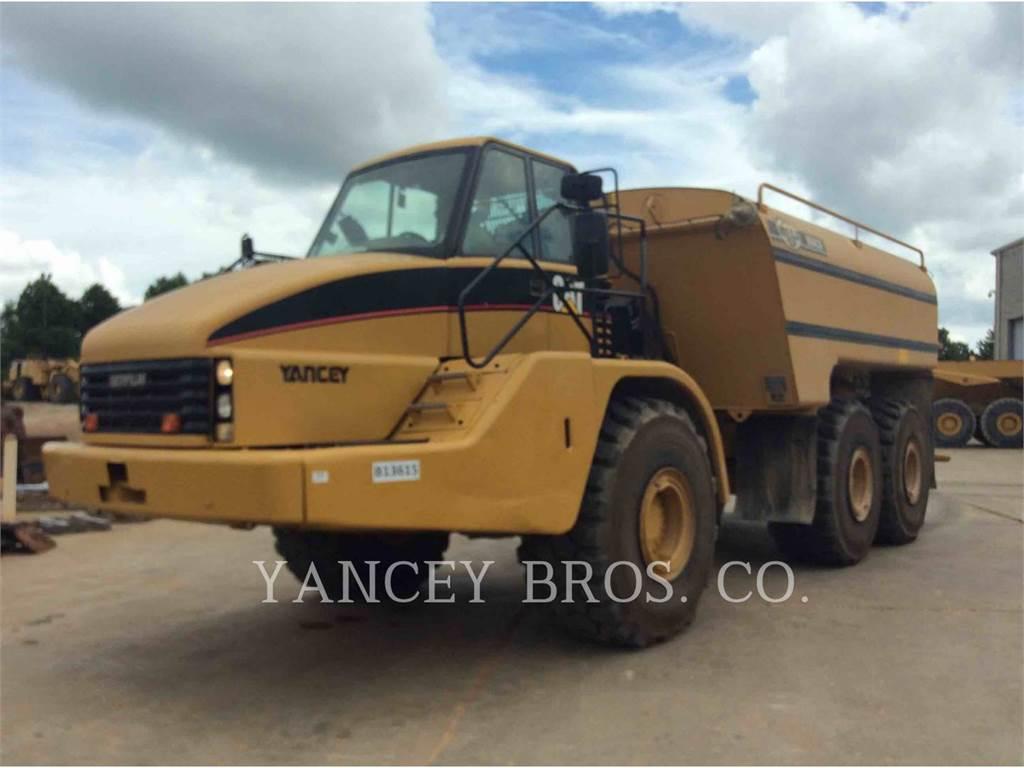 Caterpillar 740 WT, Dumper - Knickgelenk, Bau-Und Bergbauausrüstung