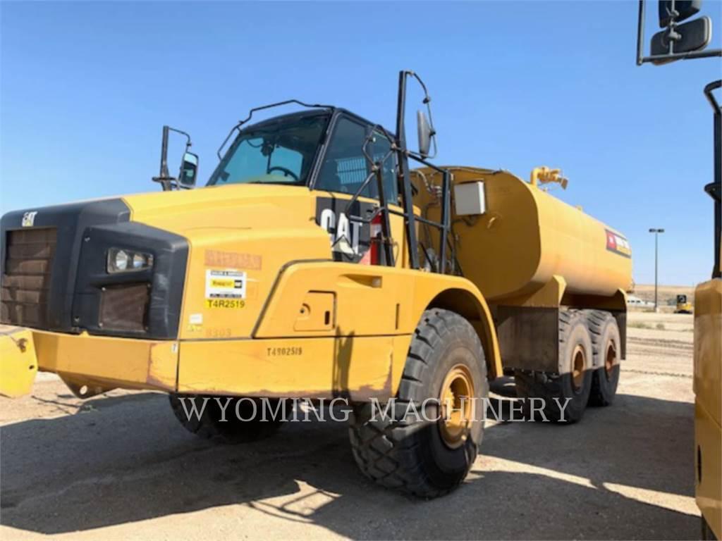 Caterpillar 740B WT, Articulated Dump Trucks (ADTs), Construction