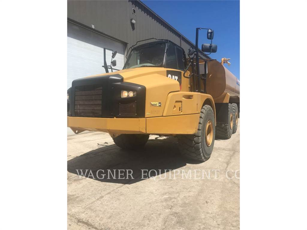 Caterpillar 740B WT, Water Tankers, Construction