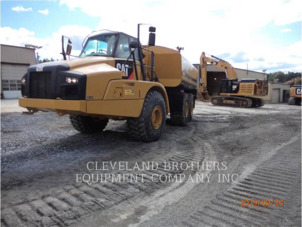 Caterpillar 740B WW, Water Tankers, Construction