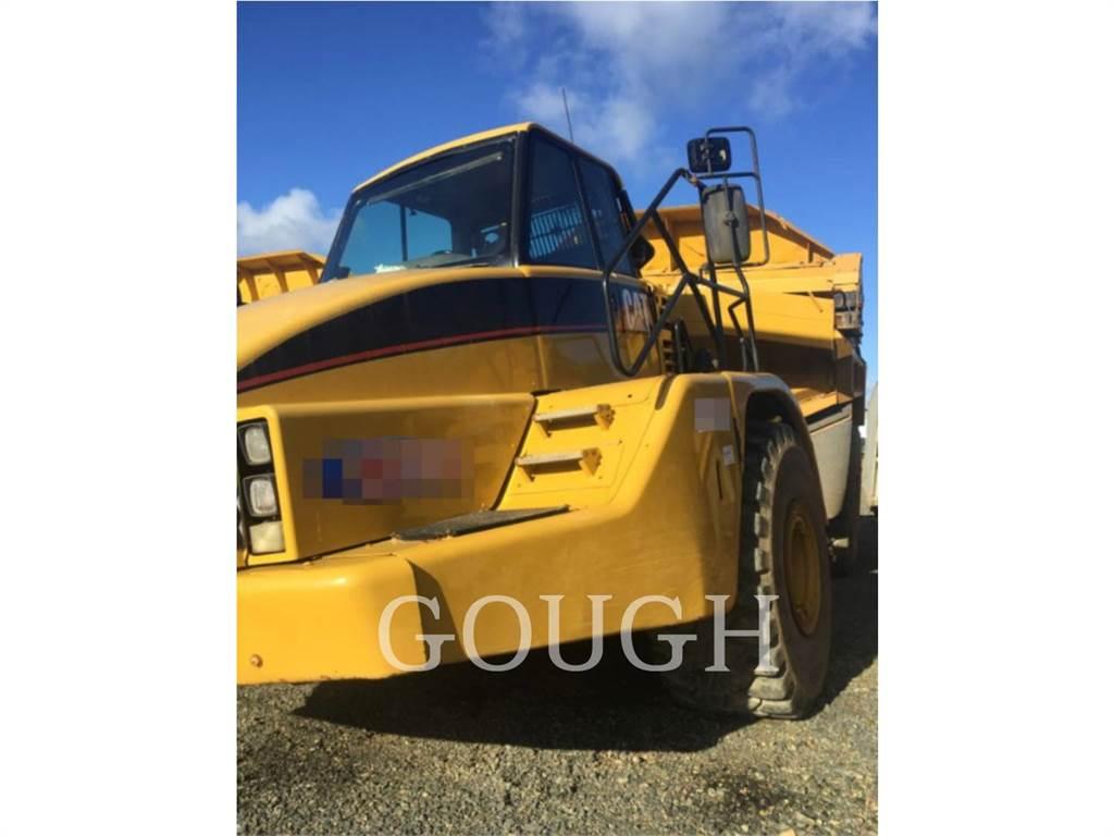 Caterpillar 740EJ, Articulated Dump Trucks (ADTs), Construction