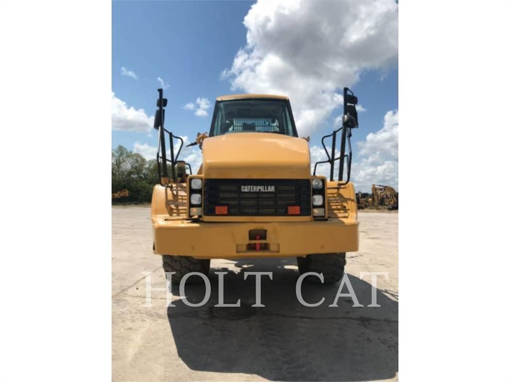 Caterpillar 740EJ, Tombereau articulé, Équipement De Construction