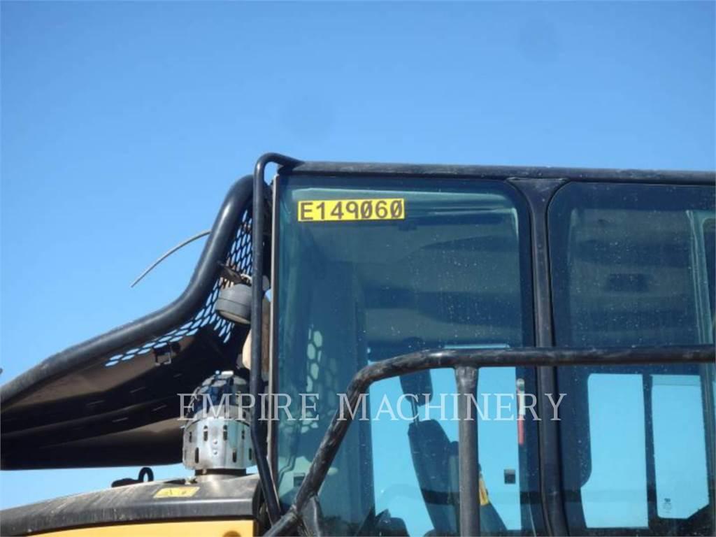 Caterpillar 745-04, Camiões articulados, Equipamentos Construção