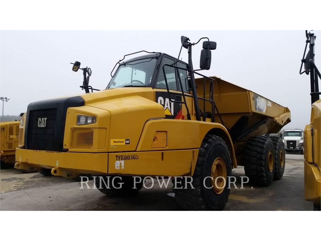 Caterpillar 745C, Dumper - Knickgelenk, Bau-Und Bergbauausrüstung